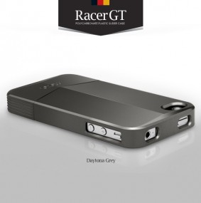 Racer GT for iPhone 4/4S (Grey)