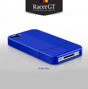 Racer GT for iPhone 4/4S (Blue)