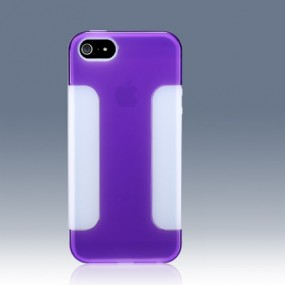 Para Duo for iPhone 5 (Purple)
