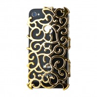 Nouveau Art Case / gold
