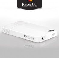 Racer GT for iPhone 4/4S (White)