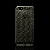 Handwoven Series for iPhone 5 (Charcoal - Black)
