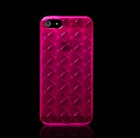 Handwoven Series for iPhone 5 (Pink)