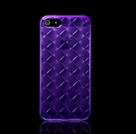 Handwoven Series for iPhone 5 (Purple)