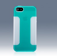 Para Duo for iPhone 5 (Coral-Sea Blue)